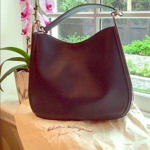 Authentic Salvatore Ferragamo bag.